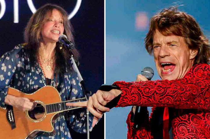 Carly Simon vs Mick Jagger - 'You're So Vain'