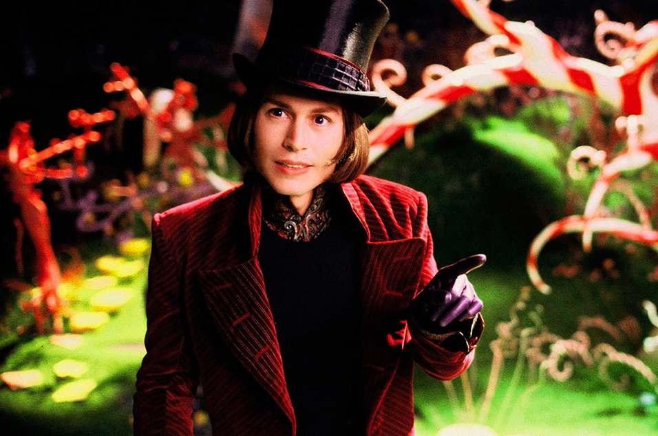 Charlie And The Chocolate Factory (2004)