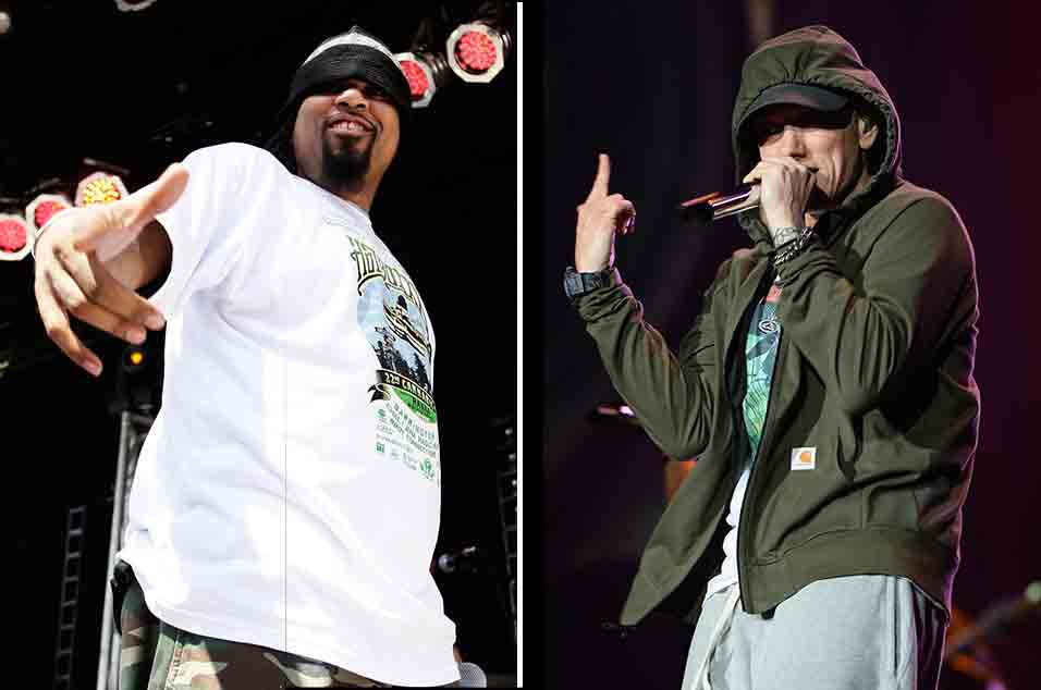 Eminem vs Dilated Peoples - 'Girls'
