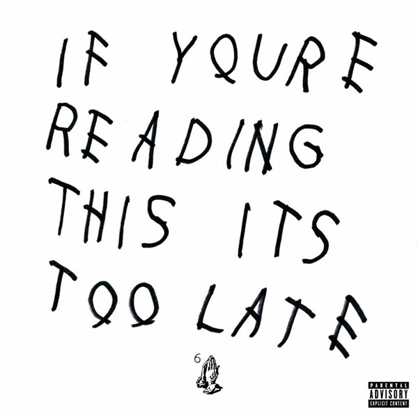 Drake - 'If You're Reading This It's Too Late' | NME