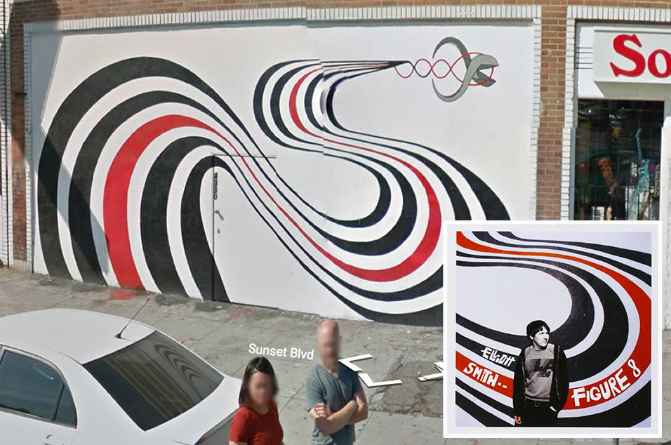 Elliott Smith, 'Figure 8' – Solutions Audio Visual Repair, 4334 W. Sunset Boulevard