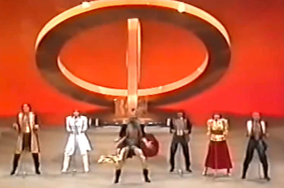 West Germany's Genghis Khan-themed disco classic: