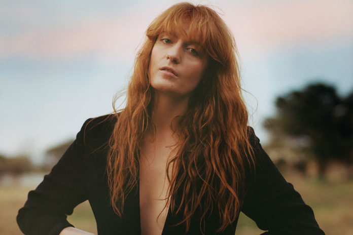 Florence Welch reveals 'chaotic' year and 'nervous breakdown' behind new  album | NME
