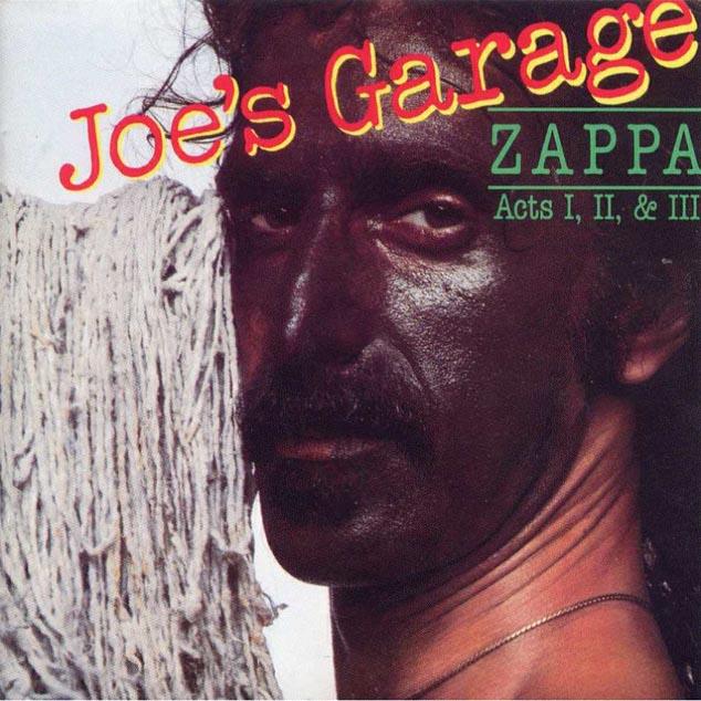 Frank Zappa – 'Joe's Garage'