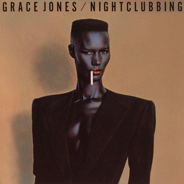 Grace Jones - Nightclubbing (Jean-Paul Goude)