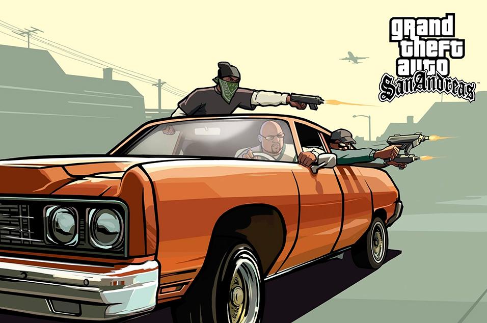<i>Grand Theft Auto: San Andreas</i>