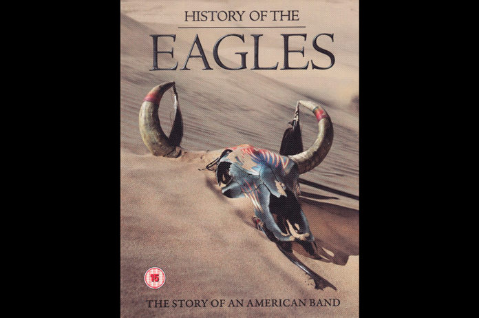 Justin Young, The Vaccines - History of The Eagles