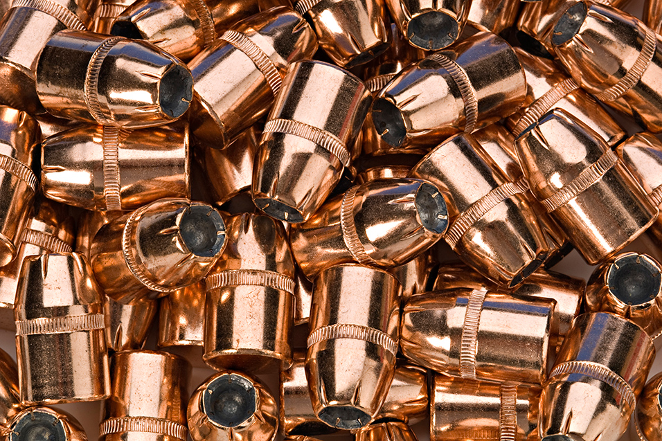 H is for hollow-point bullets