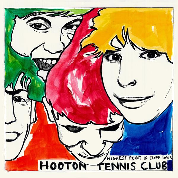 Hooton Tennis Club – 'Highest Point In Cliff Town'