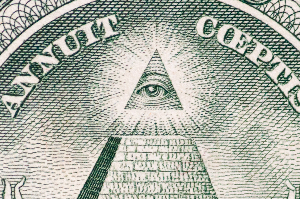 C is for Conspiracy theories