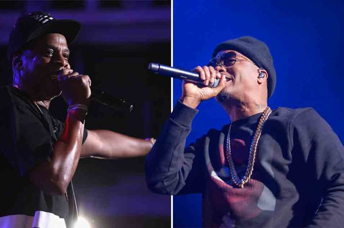 Jay-Z vs Nas - 'Takeover'