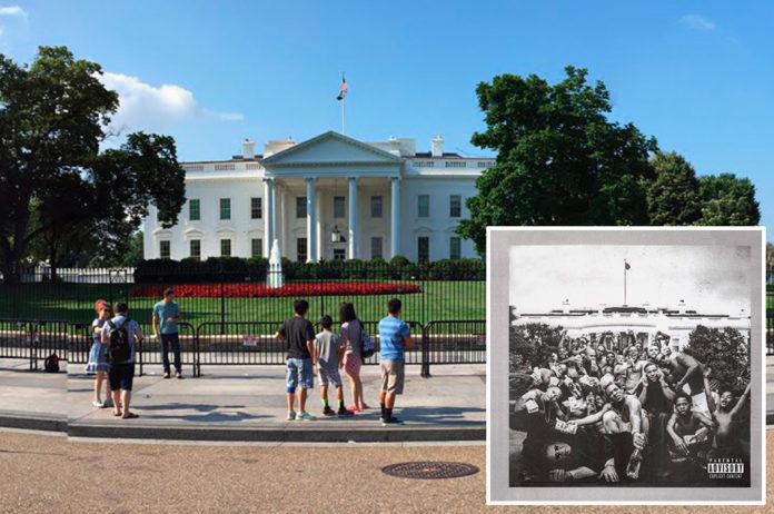 Kendrick Lamar, 'To Pimp A Butterfly' – The White House, Washington DC