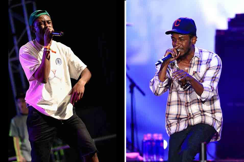 Kendrick Lamar vs everyone in rap - 'Control'
