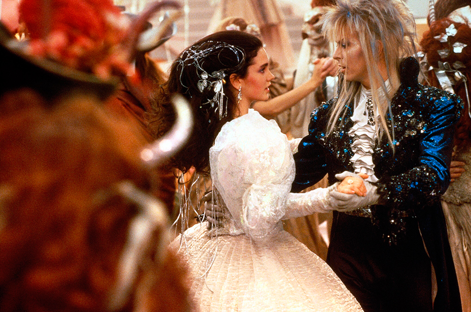 'Labyrinth' is a metaphor for a girl struggling with puberty