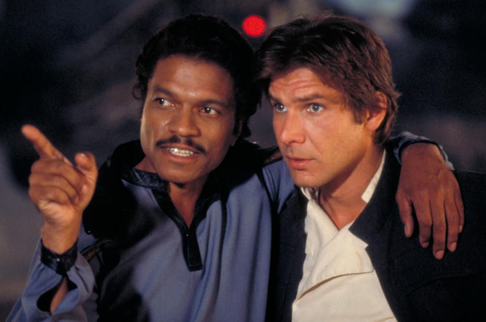 Lando Calrissian - Billy Dee Williams: