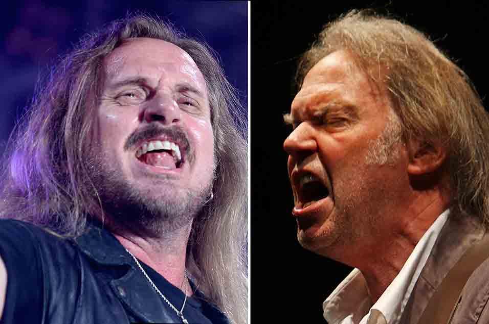 Lynyrd Skynyrd vs Neil Young, 'Sweet Home Alabama'