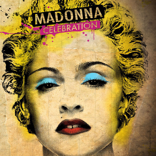 Madonna - Celebration (Mr Brainwash)