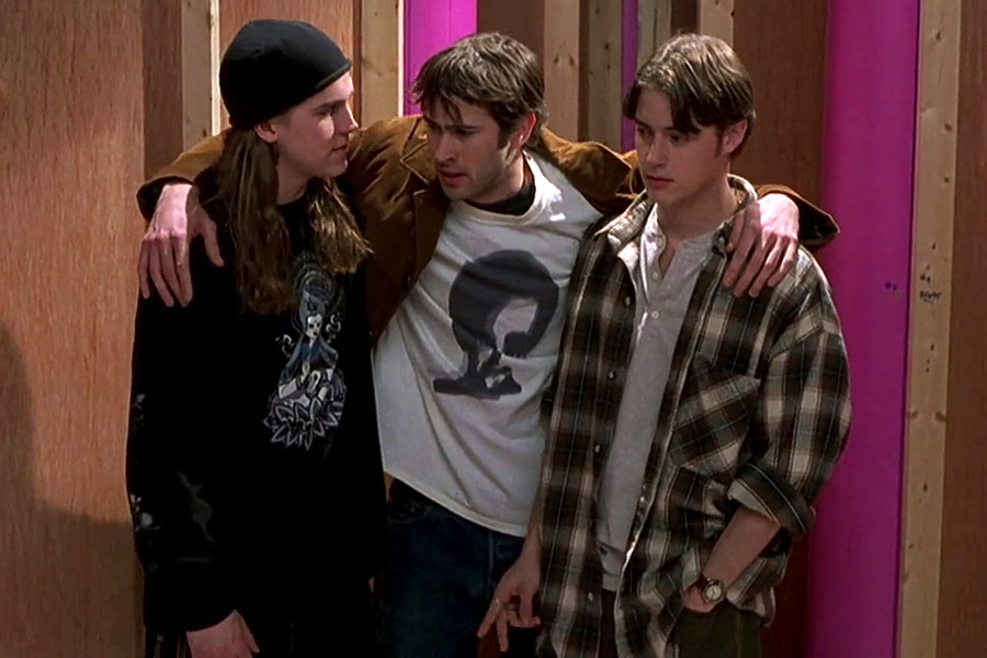 Kevin Smith announces 'Mallrats' sequel 'Twilight of the Mallrats'