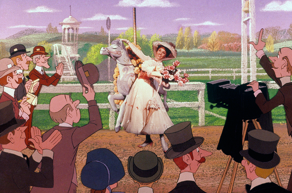 Mary Poppins is a timelord