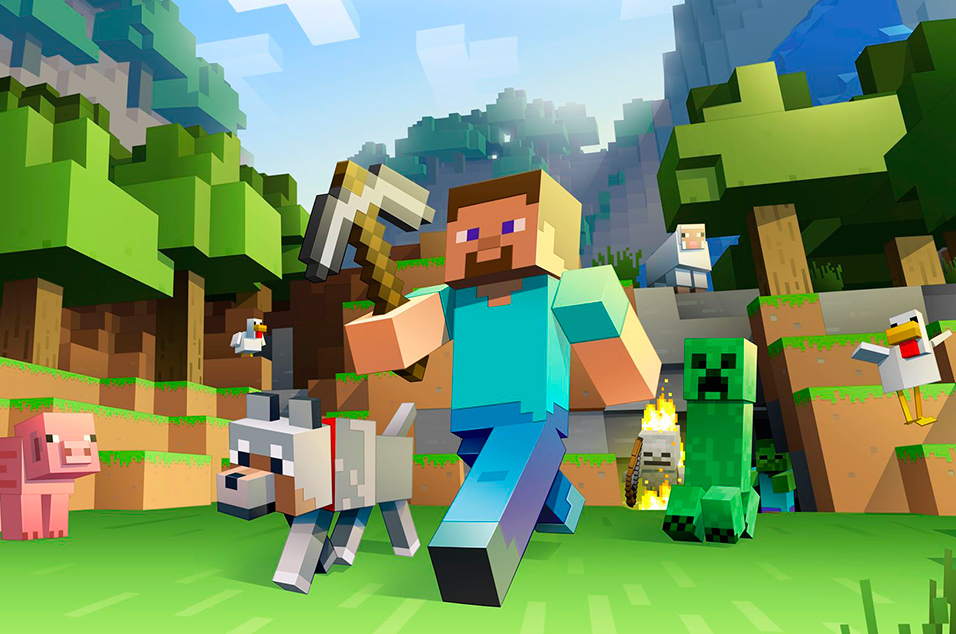 <i>Minecraft</i>