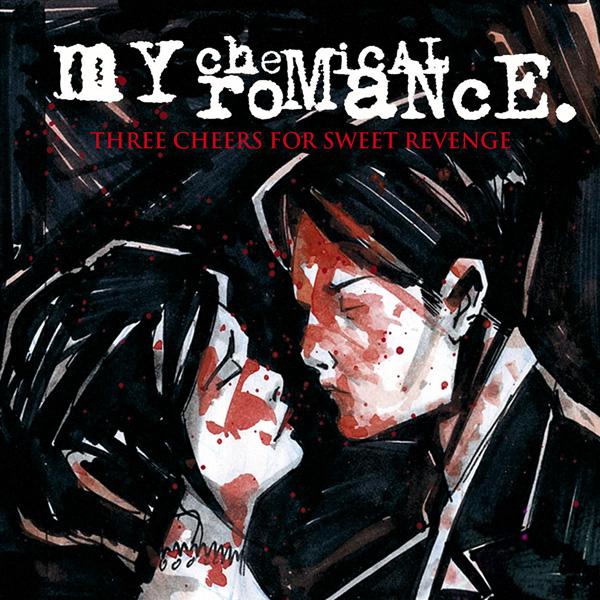 My Chemical Romance – 'Three Cheers For Sweet Revenge'