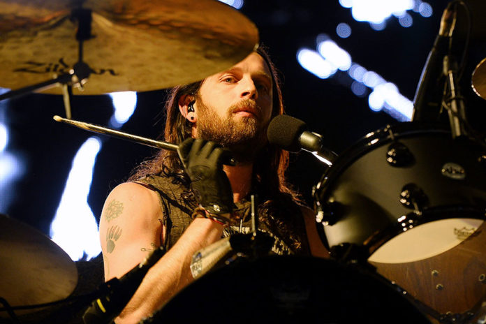 Kings of Leon's Nathan Followill