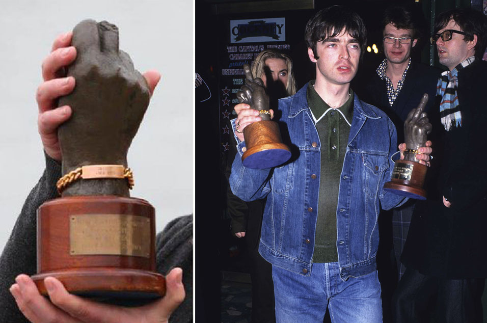 1996 NME Award – £5,000 reserve