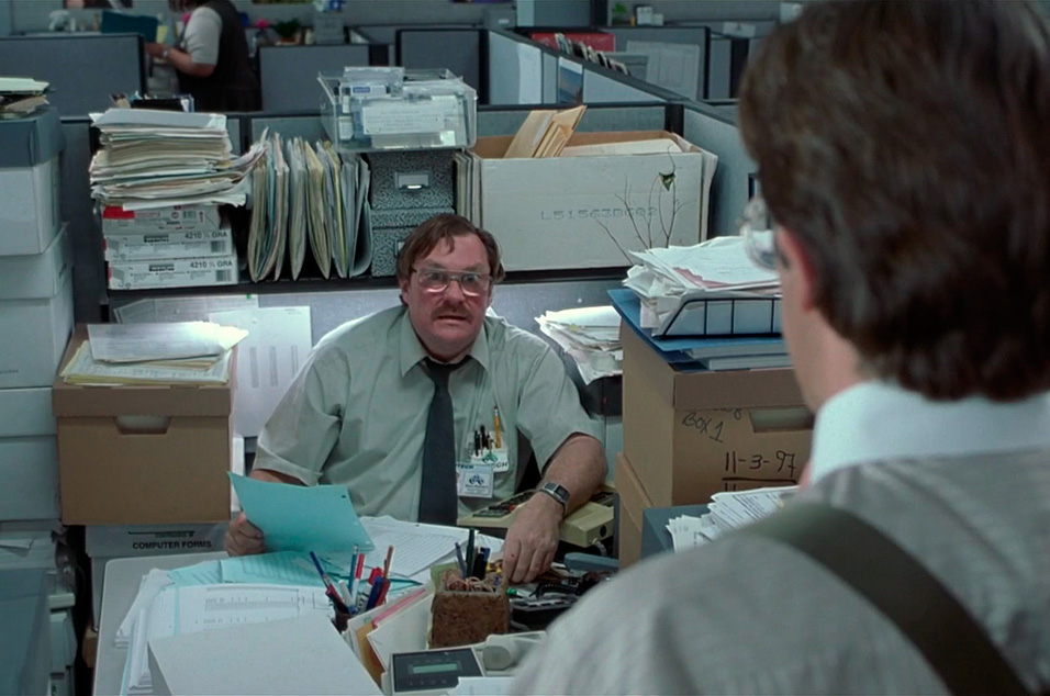 Office Space, 1999