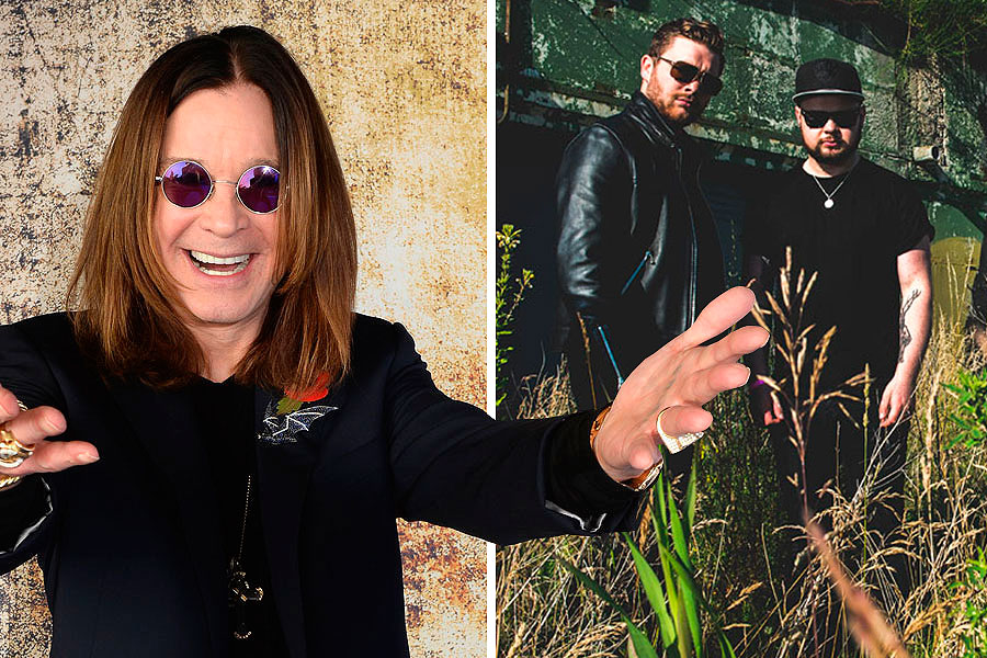 Ozzy Osbourne and Royal Blood