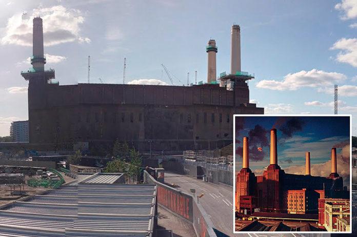 Pink Floyd, 'Animals' - Battersea Power Station