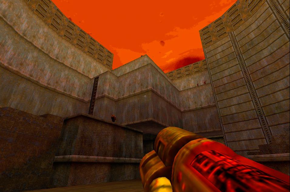 <i>Quake II</i>