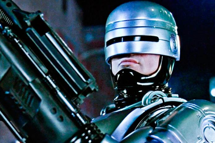 Mike Lewis, No Devotion - Robocop