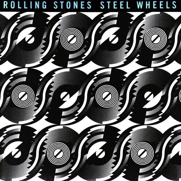 'Steel Wheels' (1989)