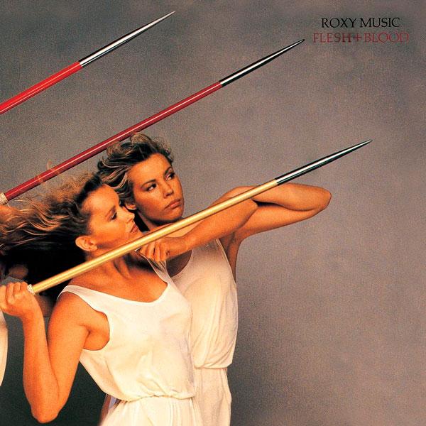 Roxy Music - Flesh + Blood (Peter Saville)