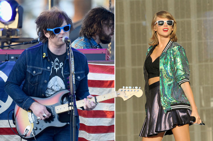 Ryan Adams Reveals Cover Of Taylor Swift S Bad Blood Listen Nme
