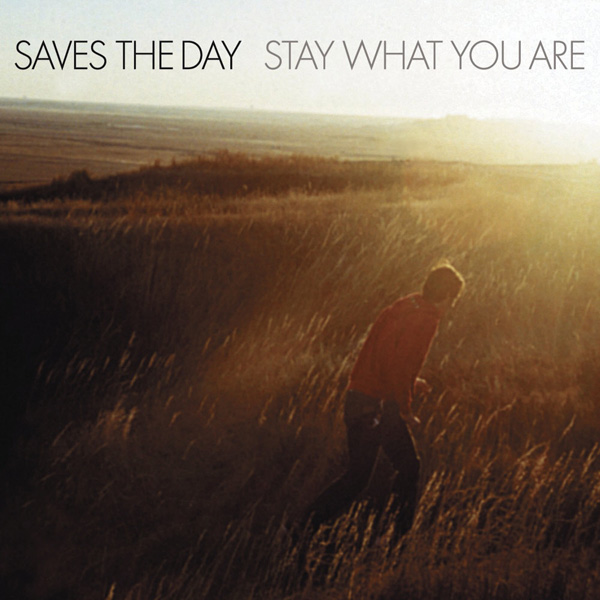 Saves The Day – 'Stay What You Are'