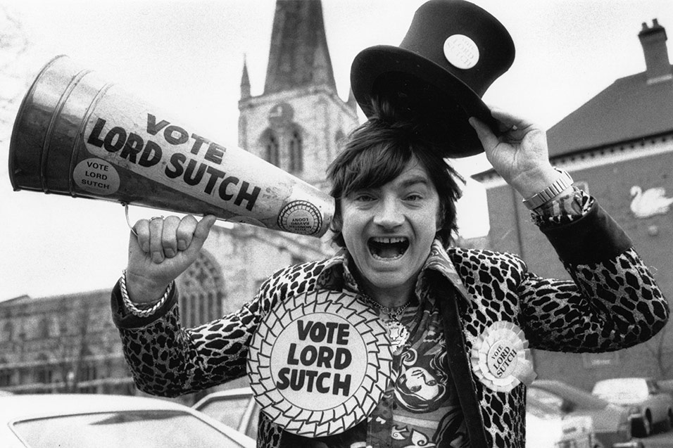 Screaming Lord Sutch: