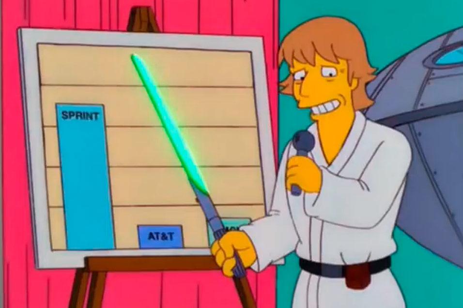 Luke, Be A Jedi Tonight