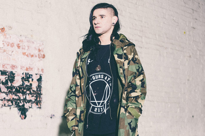 Skrillex Teams Up With Mr Oizo On New Song