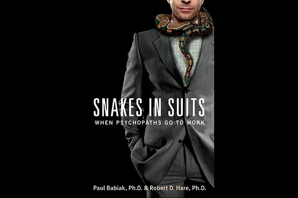 S is for Snakes In Suits