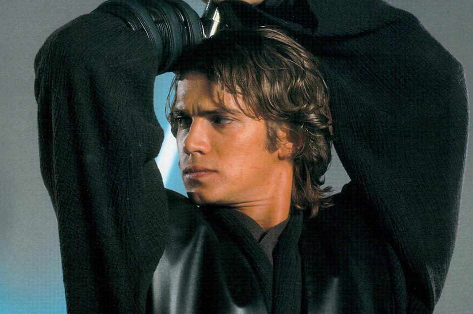 Adult Anakin - Hayden Christensen: