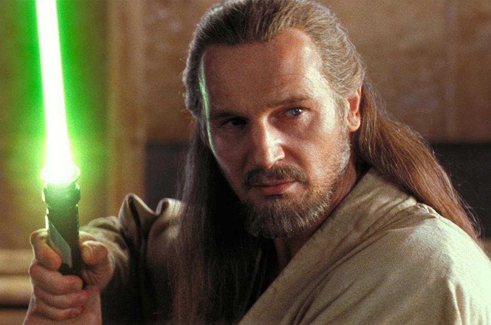 Qui-Gon Jinn - Liam Neeson: