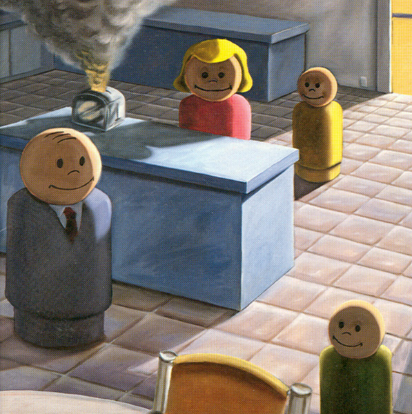 Sunny Day Real Estate - 'Diary'