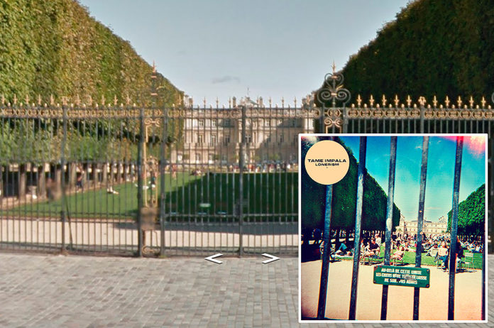 Tame Impala, 'Lonerism' - Luxembourg Gardens, Paris