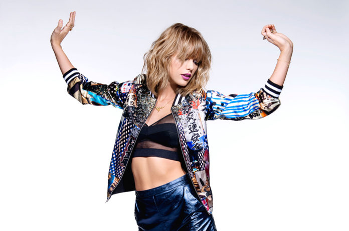 Taylor Swift Marks Anniversary Of 1989 Album By Saying It Has Been The Best Year Of My Life Nme