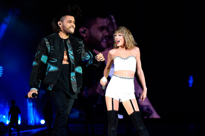 The Weeknd says drunk Taylor Swift wouldn't stop stroking ...