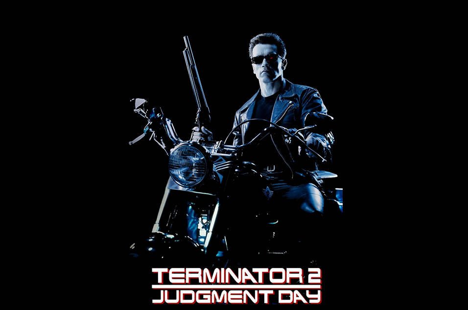 T is for Terminator 2