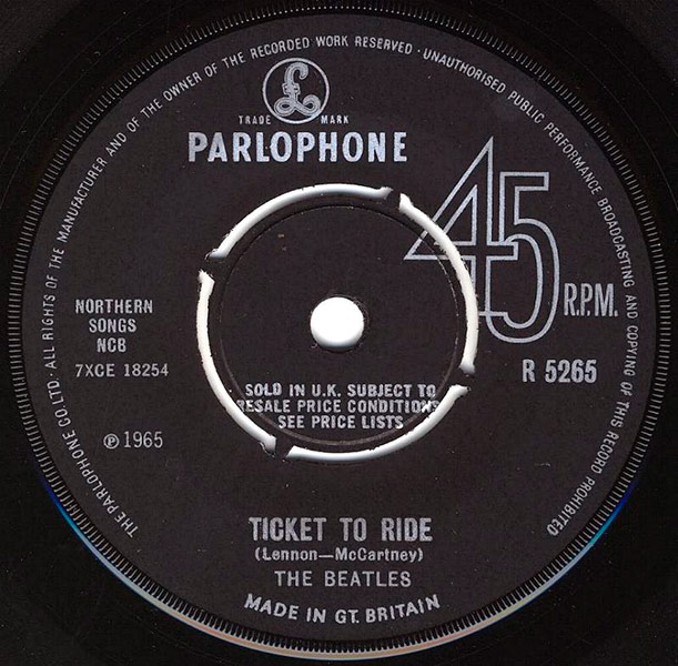 16. Ticket To Ride