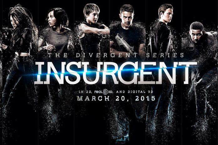Final trailer for 'The Divergent Series: Insurgent ...