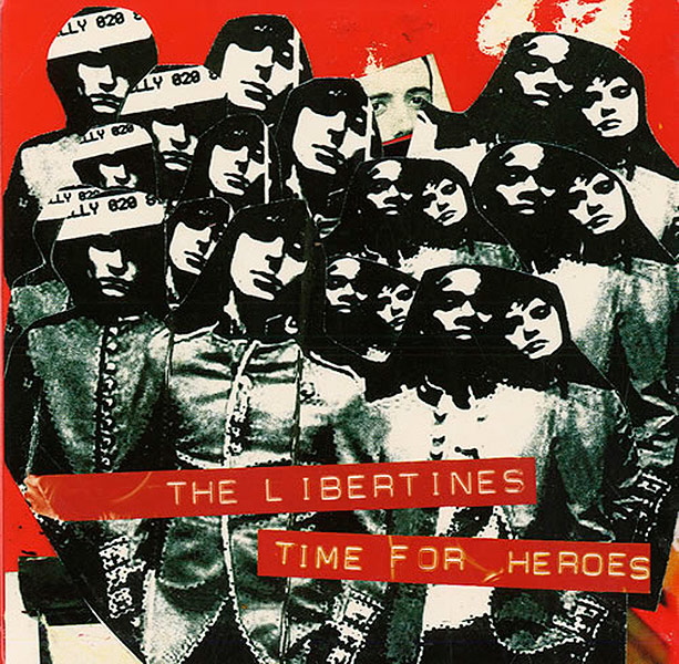 The Libertines, 'Time For Heroes' (2003)